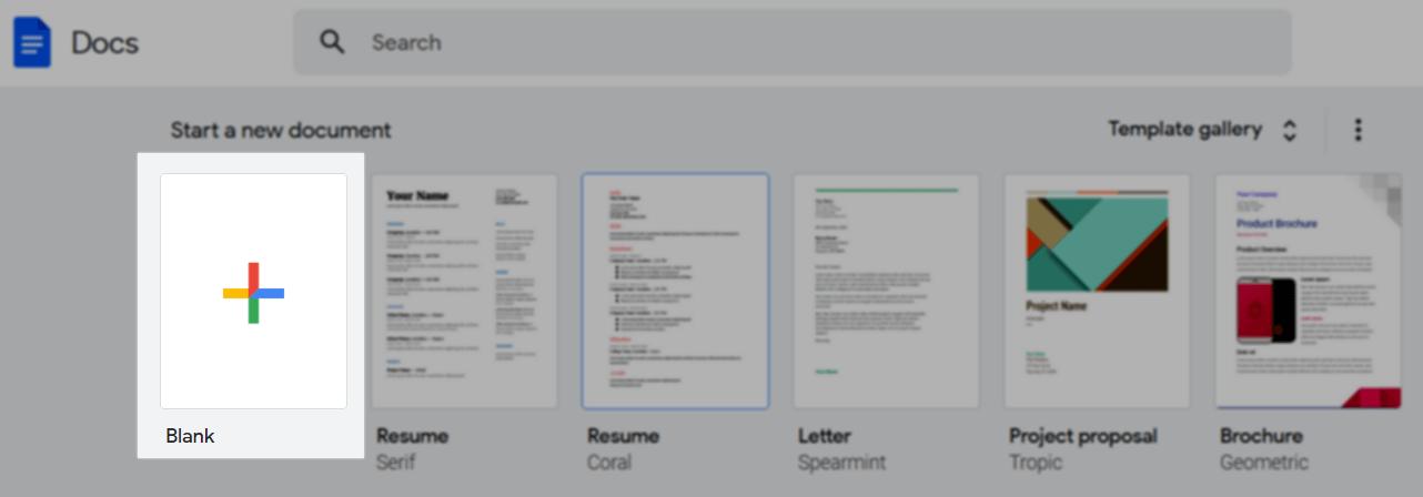 Google Docs by Google