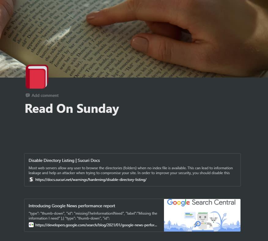 Benefits of reading habits