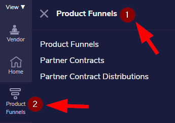 Create product funnels in GrooveSell