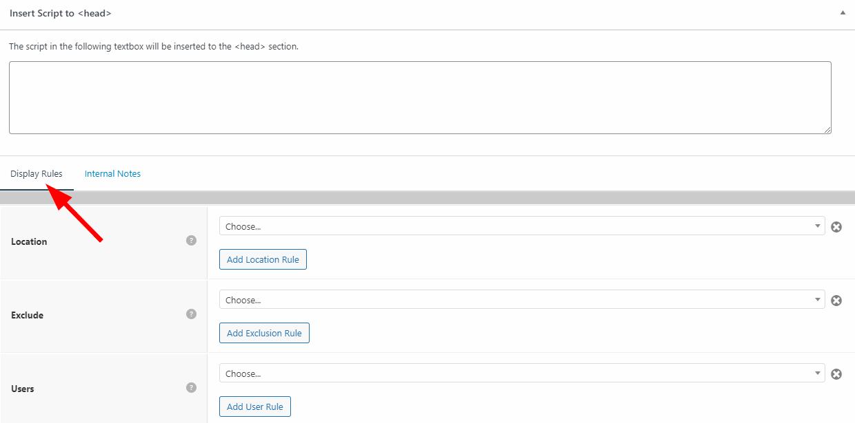 Writing custom code in generatepress premium elements