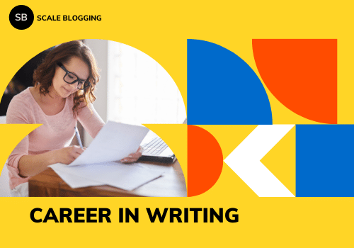 writing as a career