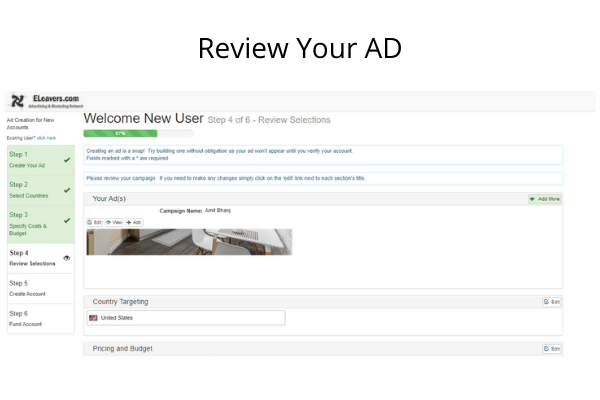 Review Your Ad Details