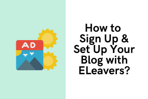 How to Sign Up with ELeavers
