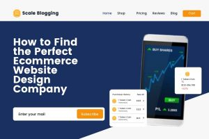E-commerce Website Design Company